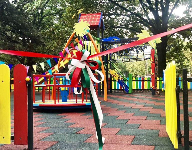 Нови детски площадки предвиждат навсякъде в Хисарско