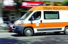 Жена на 76 години пострада в катастрофа в Асеновград