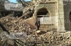 """Бъдещето на разрушения склад """"Одрин 8"""" все по-мрачно, няма изгледи нещата скоро да се променят"""