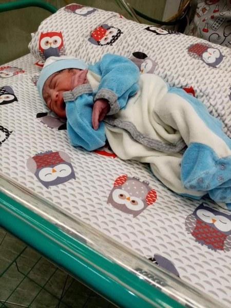 Първото бебе за 2020 проплака в Пловдив