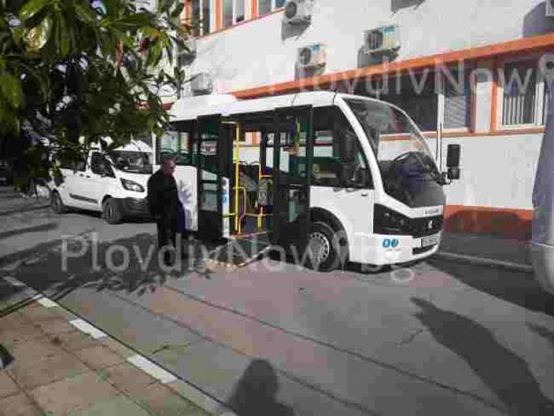 Строги мерки за автобусите в Стамболийски: Камери ще следят и шофьорите, и пътниците
