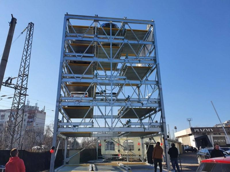 Откриха първата паркинг кула в Пловдив, обсъждат още шест в центъра