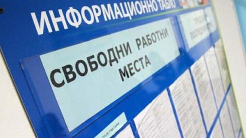 23 места за работници има в Карлово и Сопот, търсят се и висшисти
