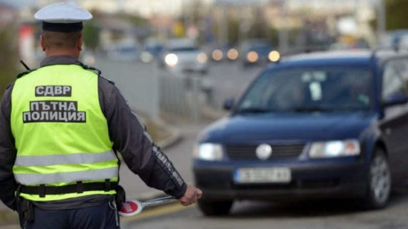 Полицейска акция в село Труд, провериха над 100 коли