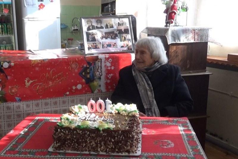 Карловският край се гордее с още една столетница - баба Радка