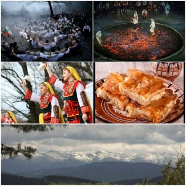Мъжкото хоро, Долината на розите, сармите и баницата - ето как деца от Калояново представят България