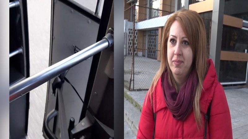 Пътуване с автобус от село Бенковски до Пловдив: Нечовешки условия, -5 градуса и отворена врата
