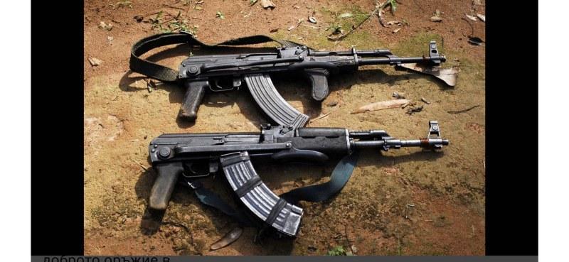 Хванаха 80-годишен дядо в Хисарско с незаконни пушки