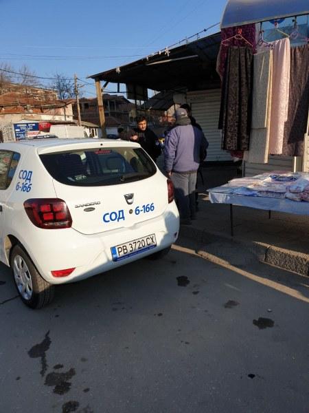 Пловдивчанин отнесе акт, хвърля строителни отпадъци, където му е удобно