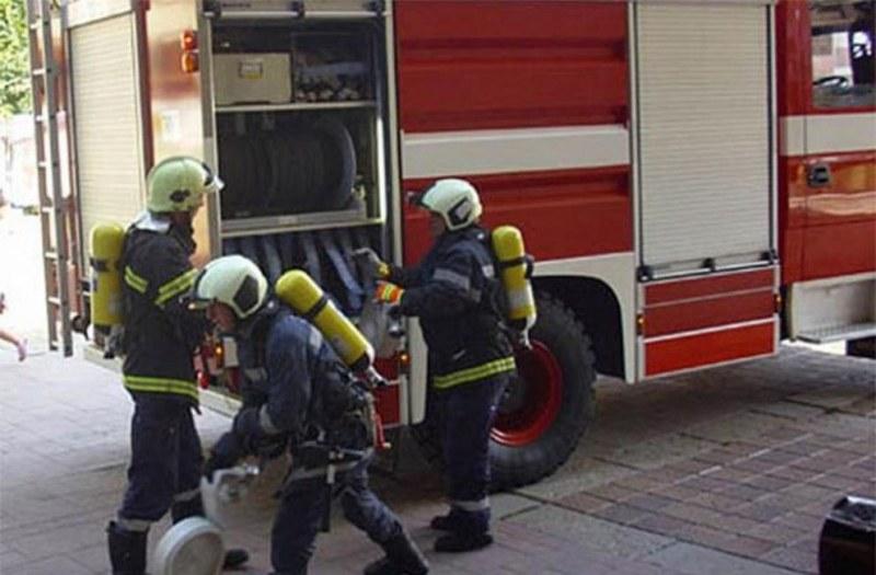 Пожар избухна в пловдивска болница, евакуират всички