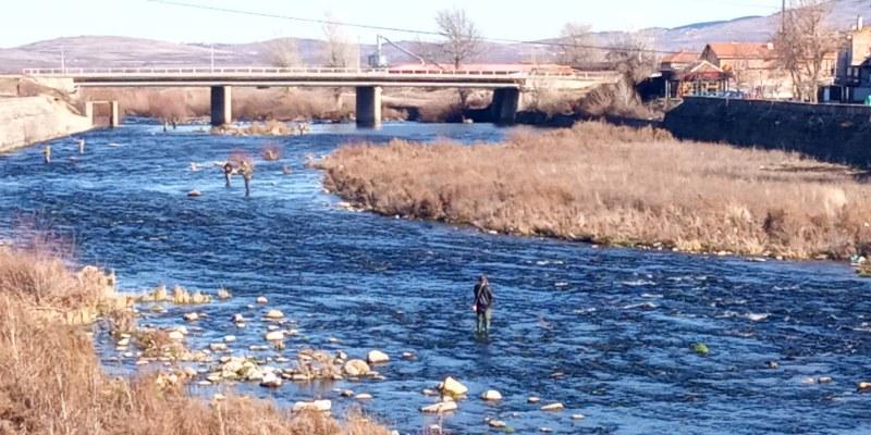 Риболовът на пъстърва започна официално в Кричим