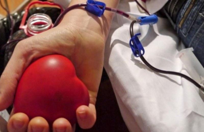 Кампания търси кръводарители в Кричим