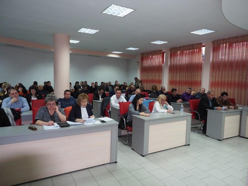 """Бюджетът на община """"Марица"""" за 2020 приет с мнозинство"""