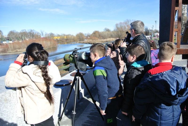 90 деца от Пловдив се забавляваха за Световния ден на влажните зони