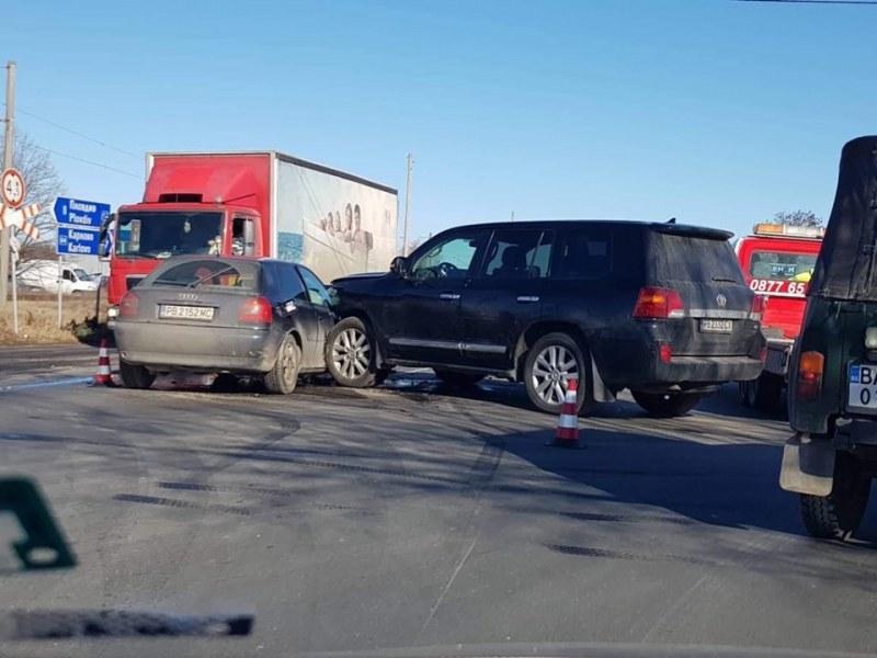 Италианец е виновен за катастрофата на Карловско шосе, разсеял се за момент