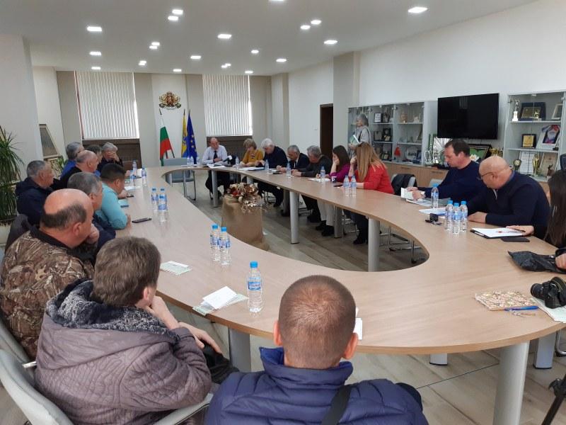 Обсъдиха финансирането на културата и спорта по селата в Асеновградско