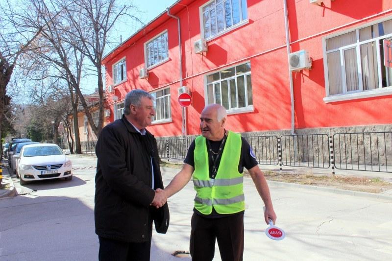 Нови светофари, ново движение и нови правила в центъра на Пловдив