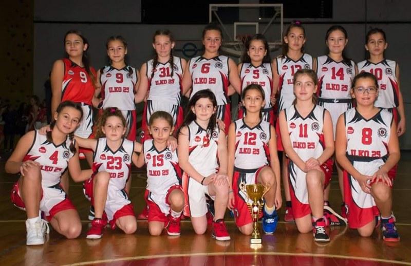 Подкрепете ги! Два тежки мача очакват най-малките баскетболистки на Асеновград