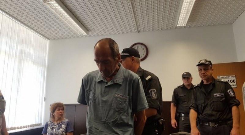 Йордан, който уби сина си край Асеновград, се изправя пред съда
