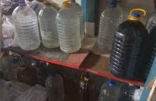 Икономическа полиция удари магазин в Пловдив, намериха тонове нелегален алкохол