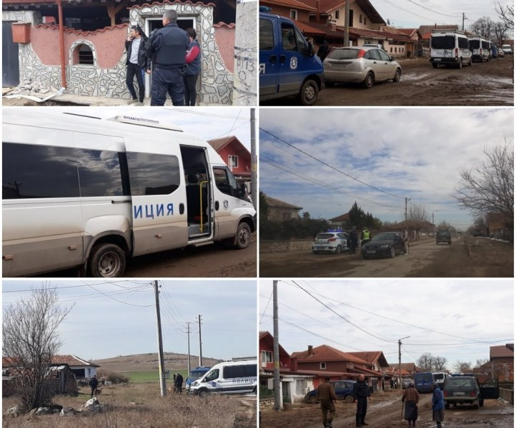 Арестуван е мъж след нападението над възрастната жена от Белозем, укривал роднина