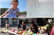 Пловдив събра 2000 лева за малката Бориса, детето се нуждае от много скъпо лечение
