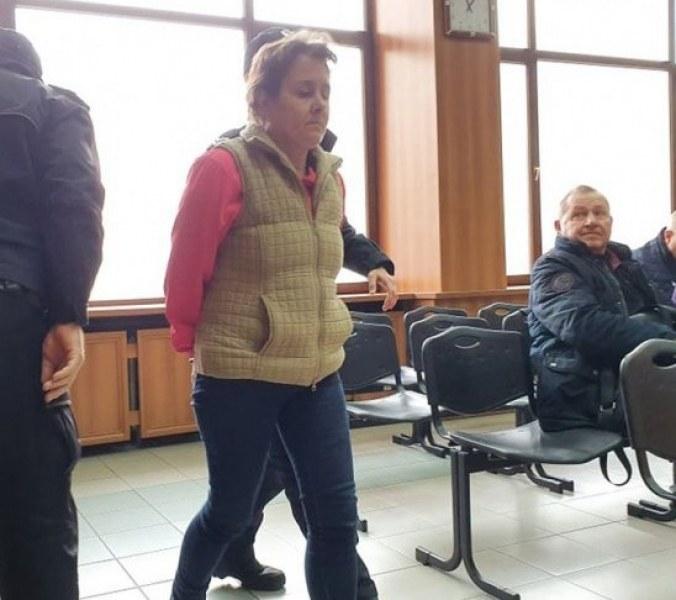 Марияна за убийството на любовника си в Пловдив: Изпихме 2 литра спирт с вода и 4 литра бира