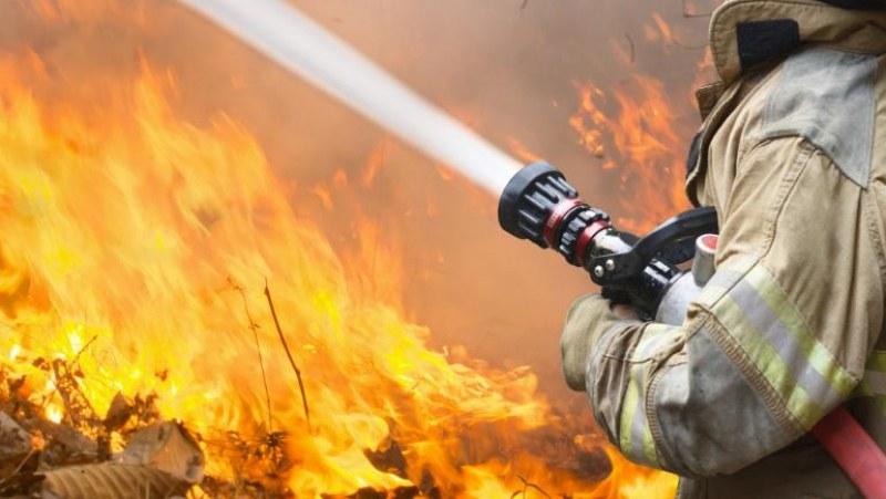 Пожар причини щети за хиляди левове в ресторант в Хисаря