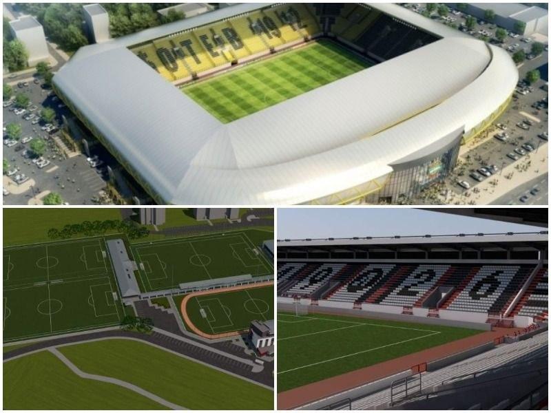 Правителството дава 37 млн. лева на Пловдив за стадиони и спортни обекти