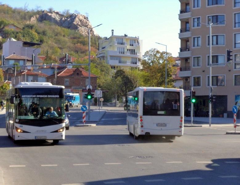 Още една автобусна линия в Пловдив минава на безкондукторно таксуване