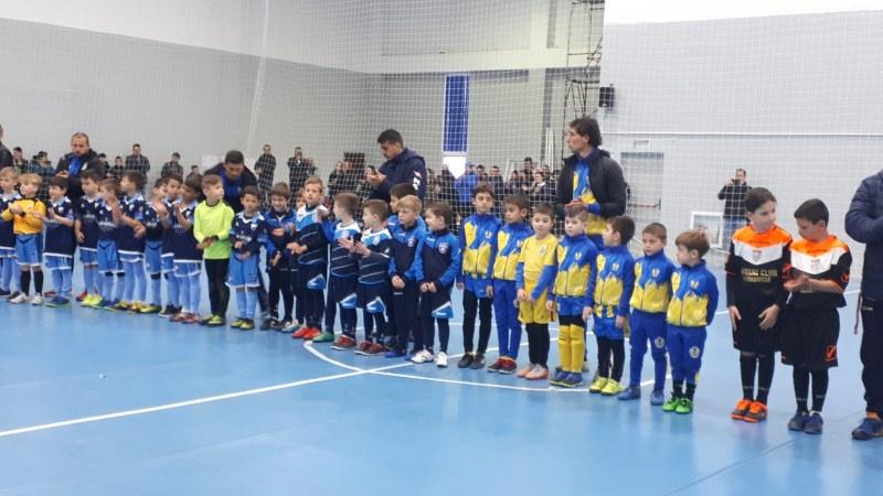 Детски футболен турнир навръх 3 март отбелязва юбилеите на две пловдивски училища