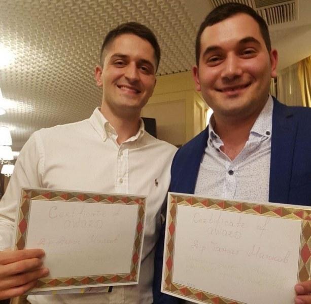 Двама пловдивски лекари с награди от педиатрична конференция в Хисаря