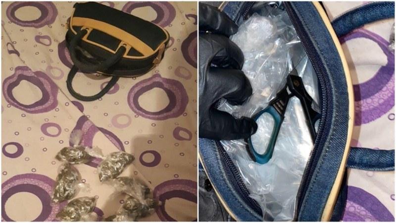 Арестуваха известен дилър на психотропна дрога в Столипиново