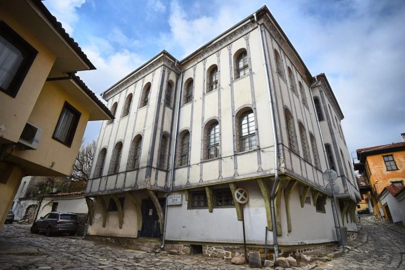 Пловдив иска финансиране за две от най-красивите къщи в Стария град