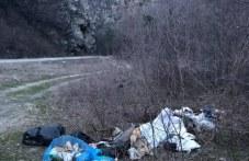 Купчина боклуци се появи край Кричим! Кметът призова за любов и уважение към природата