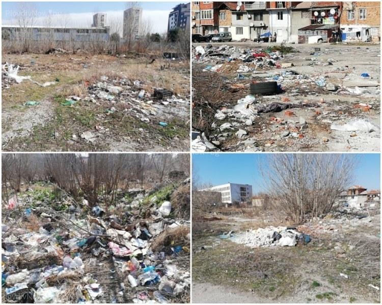 Директорът на пловдивската гимназия за боклуците в двора: След всяко почистване пак е постарому