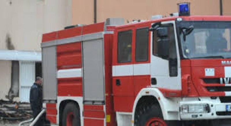 Пловдивски ресторант пламна, три пожарни пристигнаха да гасят