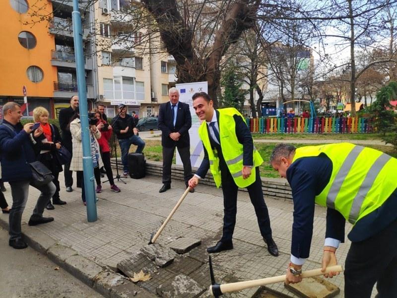 Бивш зам.-кмет на Лъки застава начело на най-големия проект на Пловдив за 115 млн. лева
