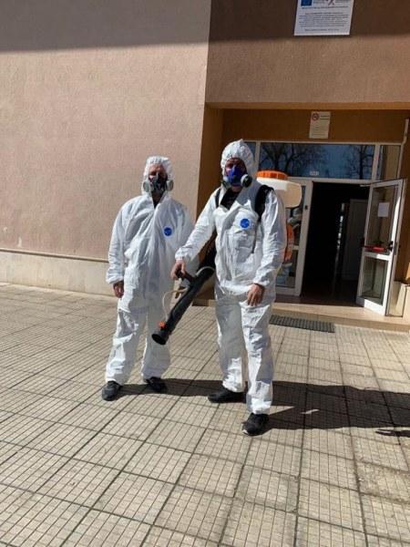 """Дезинфекцират училища и градини в община """"Марица"""", спряха посещенията на Малтепе"""