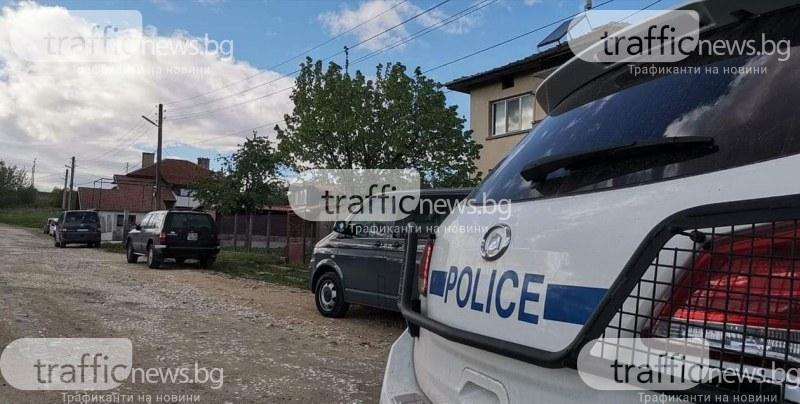 Възрастен мъж уби жена си край Пловдив! Опита да се самоубие
