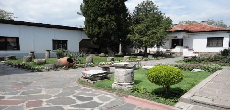 Археологическият музей в Хисаря е затворен, но кани на виртуална разходка