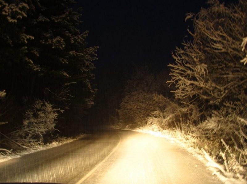 До 25 сантиметра достига снежната покривка в Асеновградско