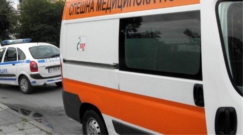 """Камион блъсна работник в """"Агрия"""", шофьорка не спря на Стоп"""