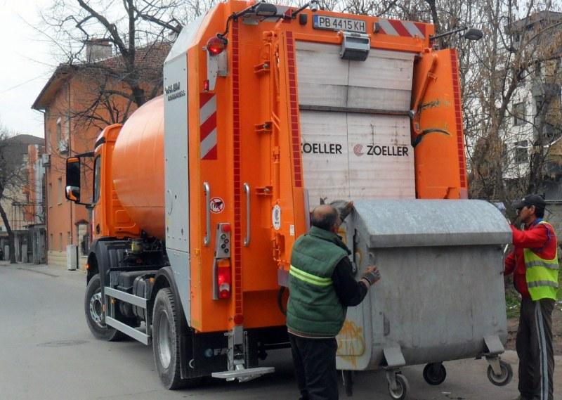 Сметосъбирането в Пловдив пак е от 5 часа сутринта, осигуриха зелени коридори
