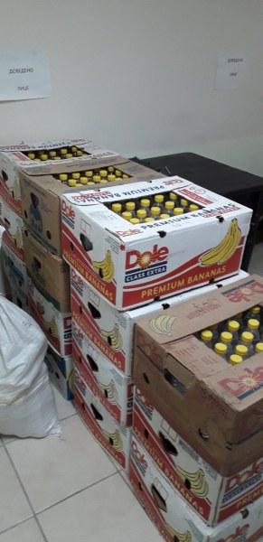Над 500 литра незаконен алкохол намериха на пазара в Тракия