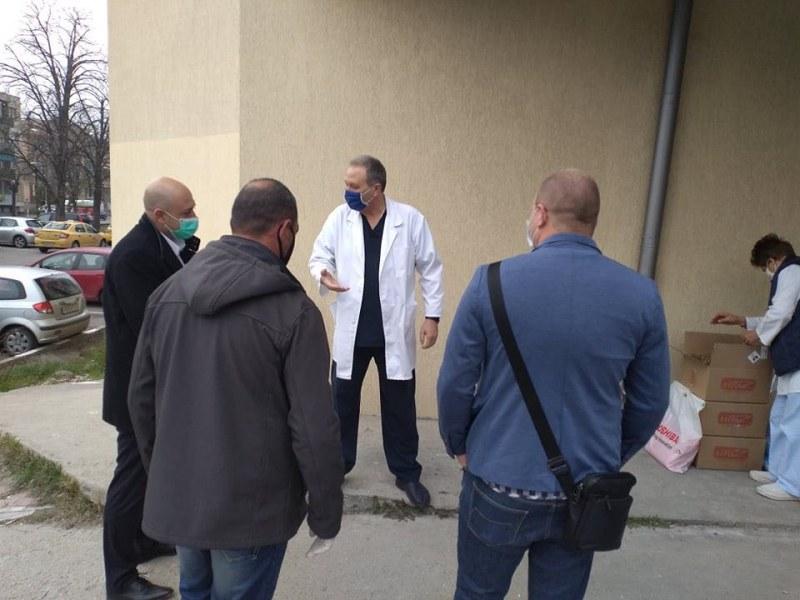 Общински съветници подкрепиха с дарение болницата в Асеновград