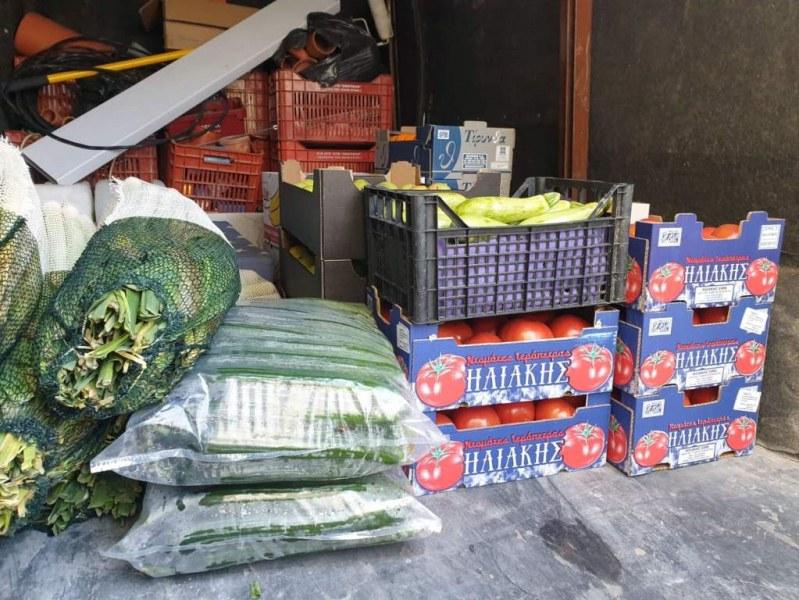Хранителна банка за семейства в затруднение работи в Тракия