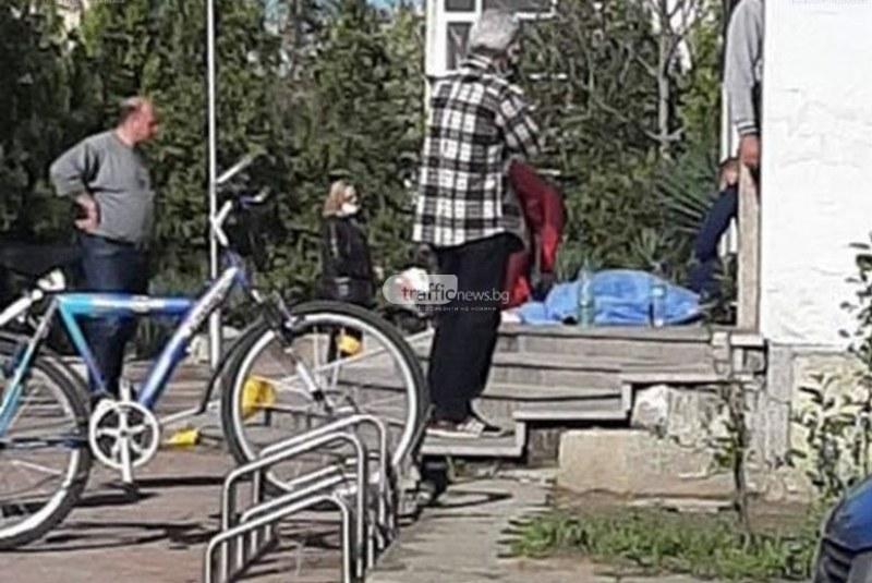 Възрастен мъж почина внезапно на улицата в Тракия
