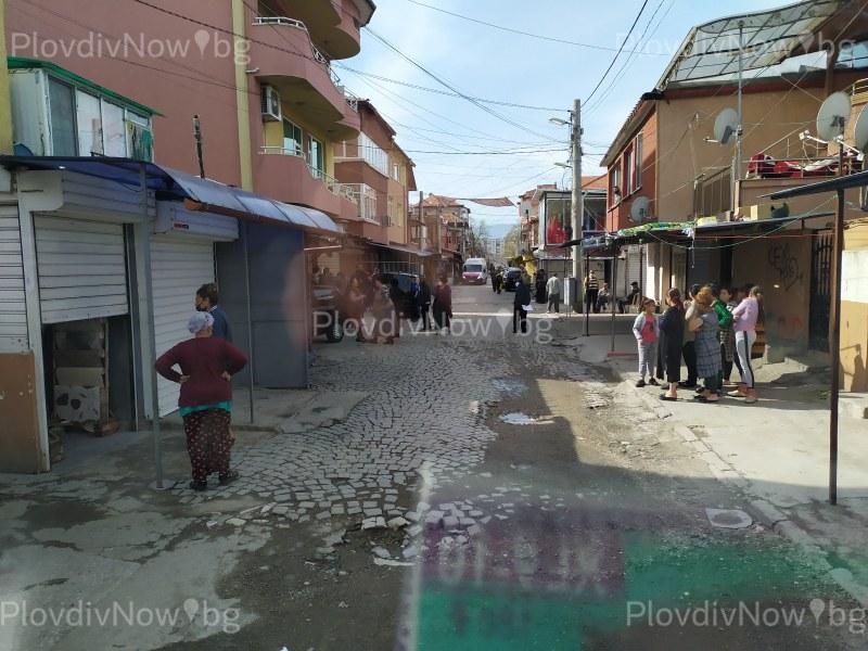 Столипиново отново плъзна по улиците, появи се и импровизиран пазар