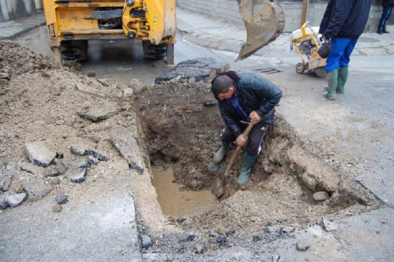 ВиК авария в Кючука остави десетки домакинства без вода
